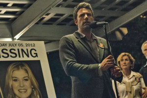 Gone girl de David Fincher avec Ben Affleck et Rosamund Pike