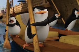 Les Pingouins de Madagascar de Simon J.Smith et Eric Darnell