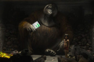 Cinemoji Bande à Part Home Livre de la Jungle Jon Favreau