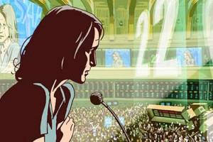 Le Congrès de Ari Folman