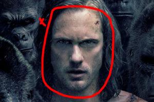 Le stagiaire des affiches - Tarzan
