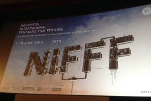 Neuchâtel International Fantastic Film Festival 2016 : Affiche sur grand écran