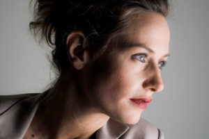 Portrait de Cécile de France. © Pascal Bastien
