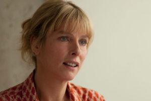Entretien avec Karin Viard pour On a failli être amies d'Anne Le Ny.