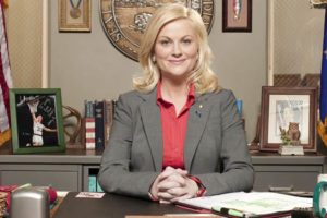 Parks and Recreation avec Amy Poehler