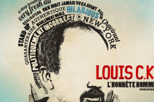 Portrait Louis.CK - couverture