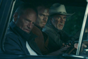 Cold in July de Jim Mickle avec Michael C.Hall, Sam Shepard, Don Johnson.