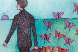 Affiche du film Poesia sin fin de Alejandro Jodorowsky, réalisée par Pascalejandro