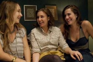 Série : Girls créée par Lena Dunham