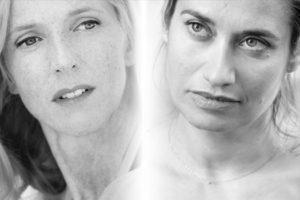 Entretien avec Sandrine Kiberlain, commenté par Emmanuelle Devos.