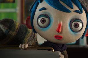 Ma vie de Courgette réalisé par Claude Barras, sortie le 19 octobre 2016.
