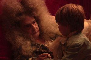 La Mort de Louis XIV de Albert Serra avec Jean-Pierre Léaud, sortie le 2 novembre 2016.