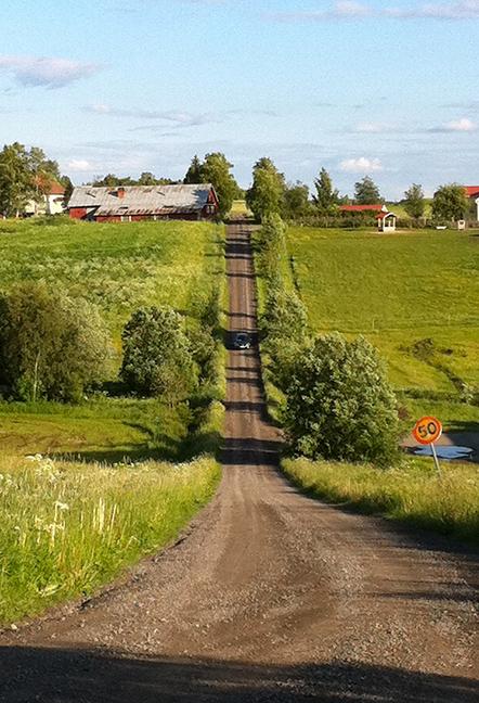 Jean-Pierre Darroussin vu par Anna Novion : repérages en Suède pour le film Rendez-vous à Kiruna : chemin.