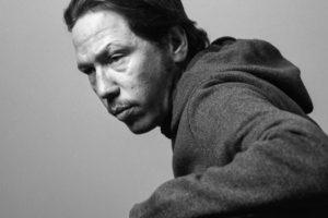 La séance photo sonore de Reda Kateb, acteur, scénariste, réalisateur © Pascal Bastien