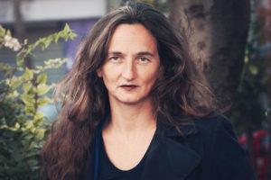 Entretien de Julie Bertuccelli pour Dernières Nouvelles du Cosmos. © Laurent Koffel