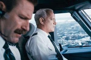 Sully réalisé par Clint Eastwood avec Tom Hanks.