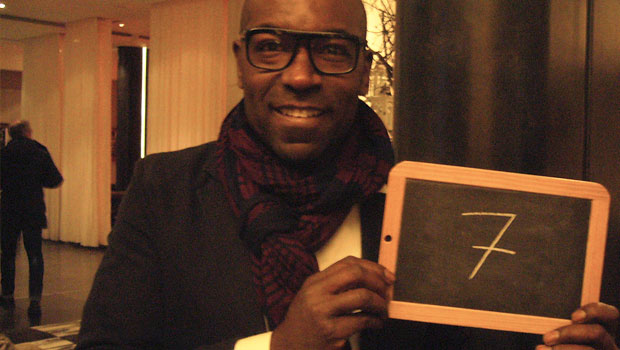 Lucien Jean-Baptiste - Il a déjà tes yeux - BANDE A PART magazine de cinéma