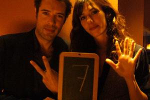 magazine cinéma - Monsieur & Madame Adelman - Doria Tillier et Nicolas Bedos