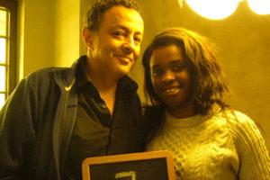 magazine de cinéma - Chad Chenouga et Jisca Kalvanda - De toutes mes forces - interview minutée