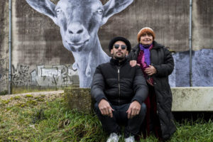 magazine de cinéma - Visages Villages - Agnès Varda, JR