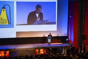 Magazine de cinéma - Festival de Sarlat - Marc Bonduel