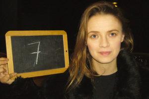 Magazine de cinéma - Sara Forestier - M