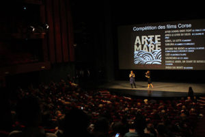 Magazine de cinéma - Festival Arte Mare - 35ème édition - Photo de Marion Bayol