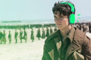 Magazine de cinéma - Aubagne 2018 - Dunkirk