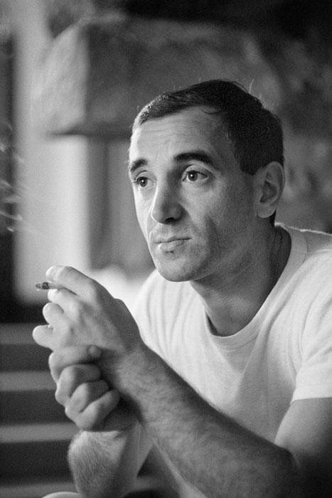 Charles Aznavour - Philippe R. Doumic