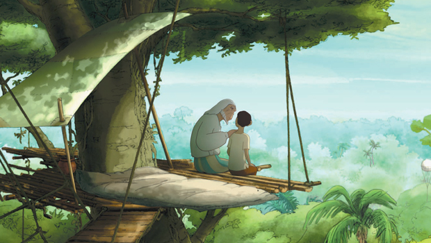 Le Voyage du Prince - Copyright : Gebeka Films