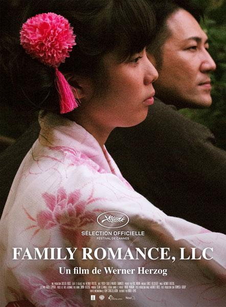 Magazine cinéma Family Romance Werner Herzog