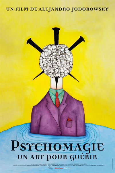 Magazine de cinéma - Psychomagie - Jodorowsky
