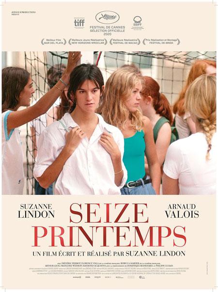 Magazine de cinéma - Seize Printemps Suzanne Lindon