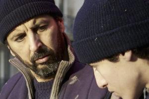 Ibrahim de Samir Guesmi - Copyright photo : Anne-Françoise Brillot