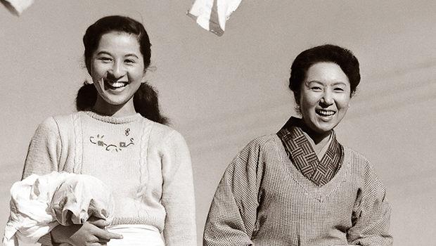 La Mère de Mikio Naruse - Copyright : Les Acacias Distribution